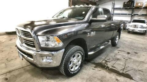 2016 RAM Ram Pickup 2500 for sale at Waconia Auto Detail in Waconia MN