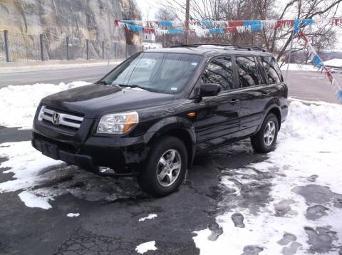 2007 Honda Pilot for sale at Fowler's Auto Sales in Pacific MO