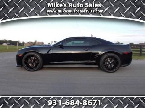 2013 Chevrolet Camaro for sale at Mike's Auto Sales in Shelbyville TN
