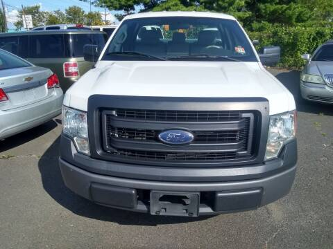 2013 Ford F-150 for sale at Wilson Investments LLC in Ewing NJ