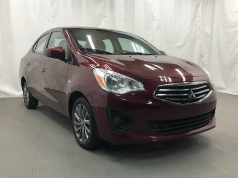 2018 Mitsubishi Mirage G4 for sale at Direct Auto Sales in Philadelphia PA