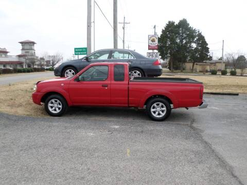 2002 Nissan Frontier for sale at Credit Cars of NWA in Bentonville AR