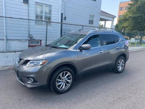 2015 Nissan Rogue for sale at Sylhet Motors in Jamaica NY