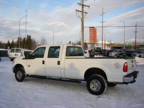 2014 Ford F-250 Super Duty for sale at NORTHWEST AUTO SALES LLC in Anchorage AK