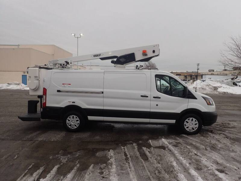 2019 Ford Transit Cargo for sale at OUTBACK AUTO SALES INC in Chicago IL