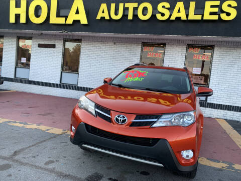 2015 Toyota RAV4 for sale at HOLA AUTO SALES CHAMBLEE- BUY HERE PAY HERE - in Atlanta GA