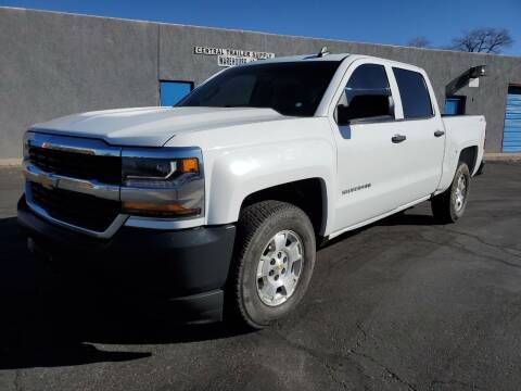 2017 Chevrolet Silverado 1500 for sale at DPM Motorcars in Albuquerque NM