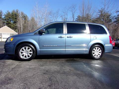 2011 Chrysler Town and Country for sale at Mark's Discount Truck & Auto Sales in Londonderry NH