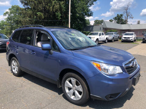 2015 Subaru Forester for sale at Chris Auto Sales in Springfield MA