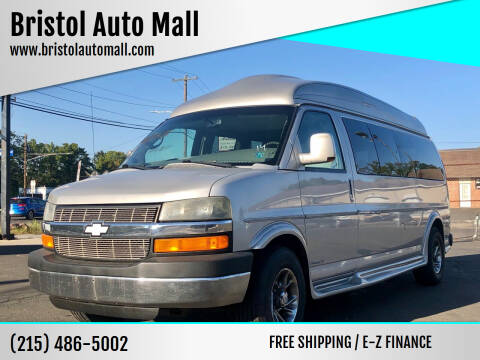 2007 Chevrolet Express Passenger for sale at Bristol Auto Mall in Levittown PA