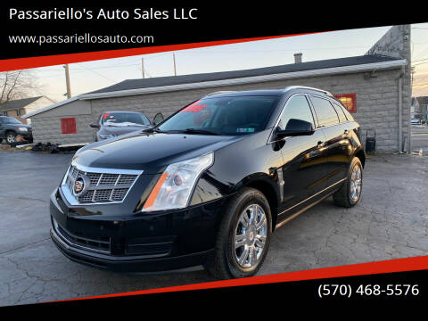 2010 Cadillac SRX for sale at Passariello's Auto Sales LLC in Old Forge PA