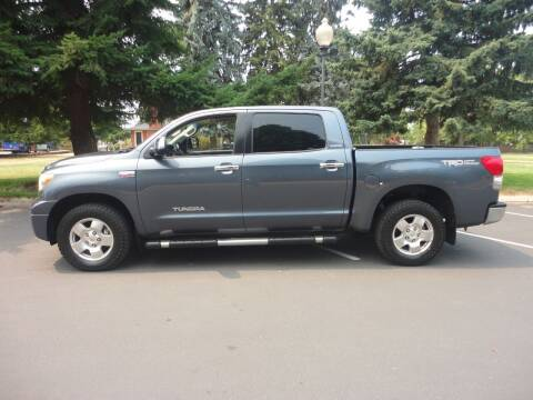2008 Toyota Tundra for sale at TONY'S AUTO WORLD in Portland OR
