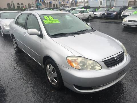 2006 Toyota Corolla for sale at American Dream Motors in Everett WA