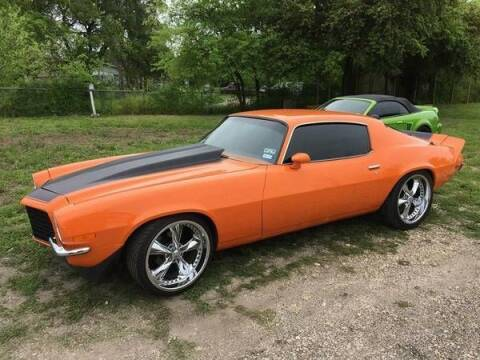 1973 Chevrolet Camaro for sale at Haggle Me Classics in Hobart IN