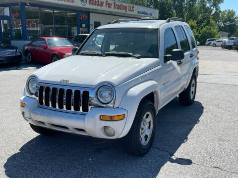 2002 Jeep Liberty for sale at H4T Auto in Toledo OH