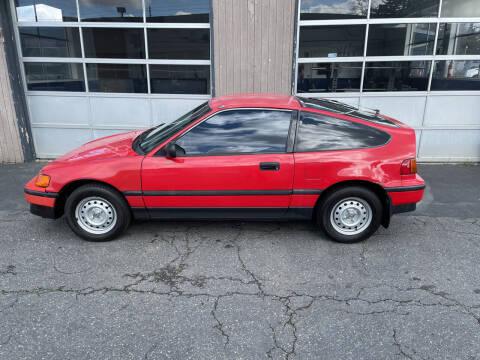 1988 Honda Civic CRX for sale at Westside Motors in Mount Vernon WA