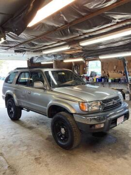 2001 Toyota 4Runner for sale at Lavictoire Auto Sales in West Rutland VT