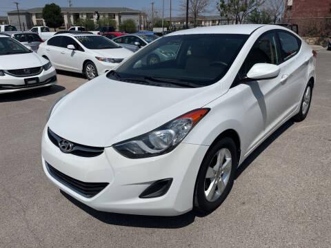 2011 Hyundai Elantra for sale at Legend Auto Sales in El Paso TX