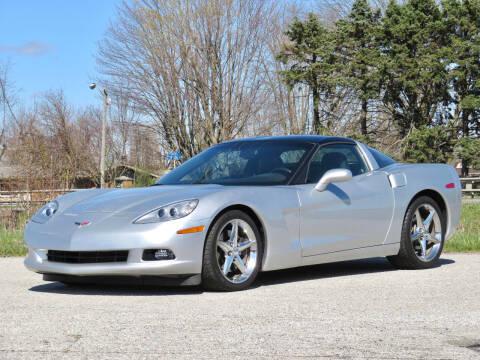 2011 Chevrolet Corvette for sale at Tonys Pre Owned Auto Sales in Kokomo IN