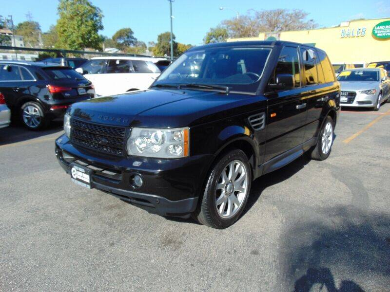 2008 Land Rover Range Rover Sport for sale at Santa Monica Suvs in Santa Monica CA