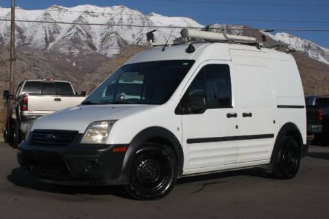 2012 Ford Transit Connect for sale at REVOLUTIONARY AUTO in Lindon UT