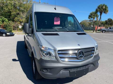 2014 Mercedes-Benz Sprinter Passenger for sale at Consumer Auto Credit in Tampa FL