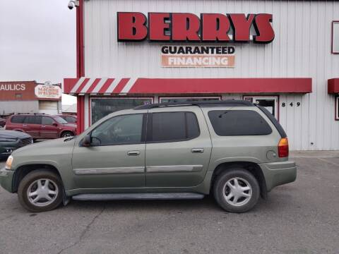2003 GMC Envoy XL for sale at Berry's Cherries Auto in Billings MT