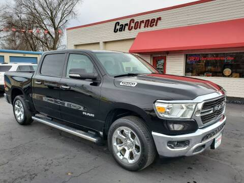 2019 RAM Ram Pickup 1500 for sale at Car Corner in Mexico MO