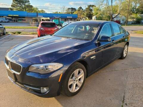 2012 BMW 5 Series for sale at Auto Expo in Norfolk VA