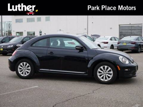 2019 Volkswagen Beetle for sale at Park Place Motor Cars in Rochester MN