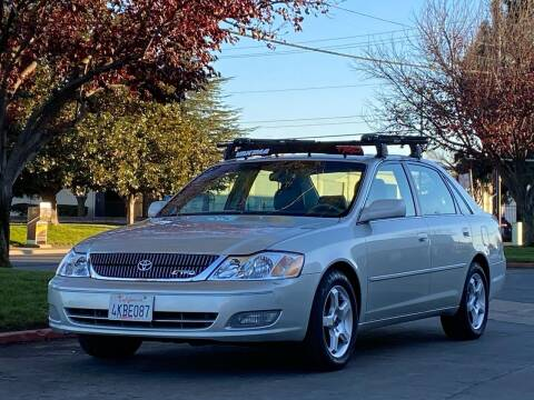 2000 Toyota Avalon for sale at AutoAffari LLC in Sacramento CA