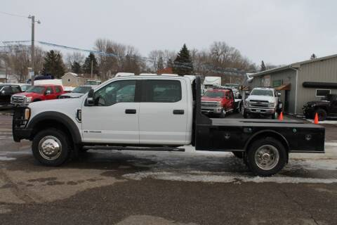 2017 Ford F-550 Super Duty for sale at LA MOTORSPORTS in Windom MN