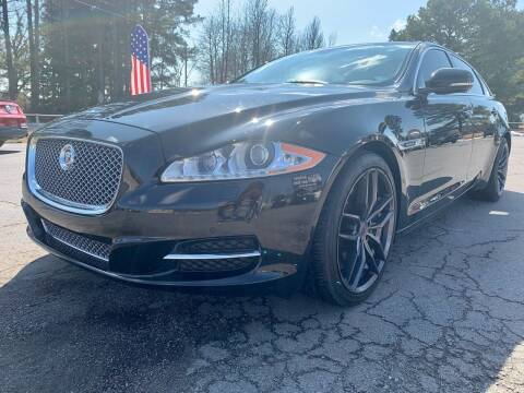 2014 Jaguar XJL for sale at Airbase Auto Sales in Cabot AR