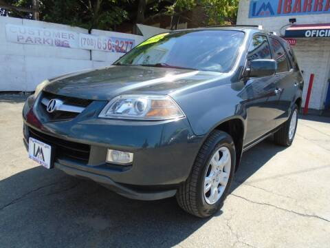 2005 Acura MDX for sale at IBARRA MOTORS INC in Cicero IL