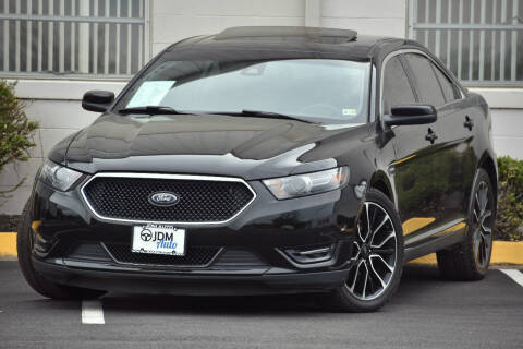 2017 Ford Taurus for sale at JDM Auto in Fredericksburg VA