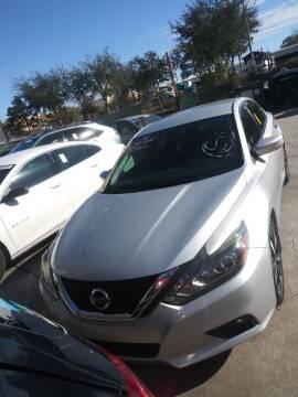 2016 Nissan Altima for sale at Track One Auto Sales in Orlando FL