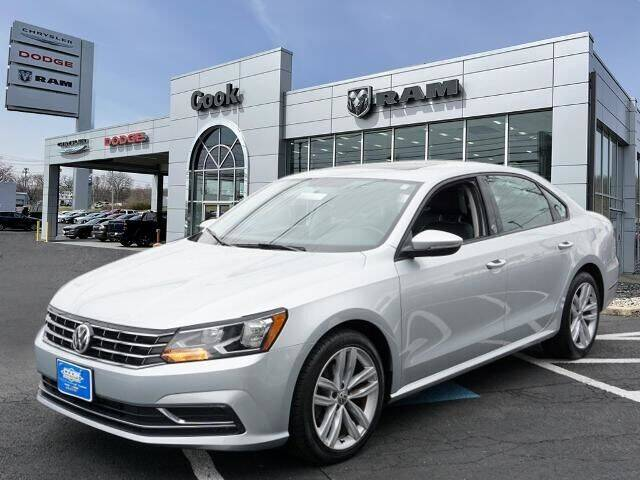 2019 Volkswagen Passat for sale at Ron's Automotive in Manchester MD