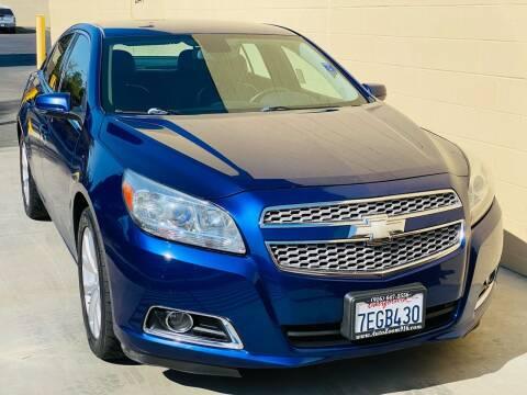 2013 Chevrolet Malibu for sale at Auto Zoom 916 Rancho Cordova in Rancho Cordova CA