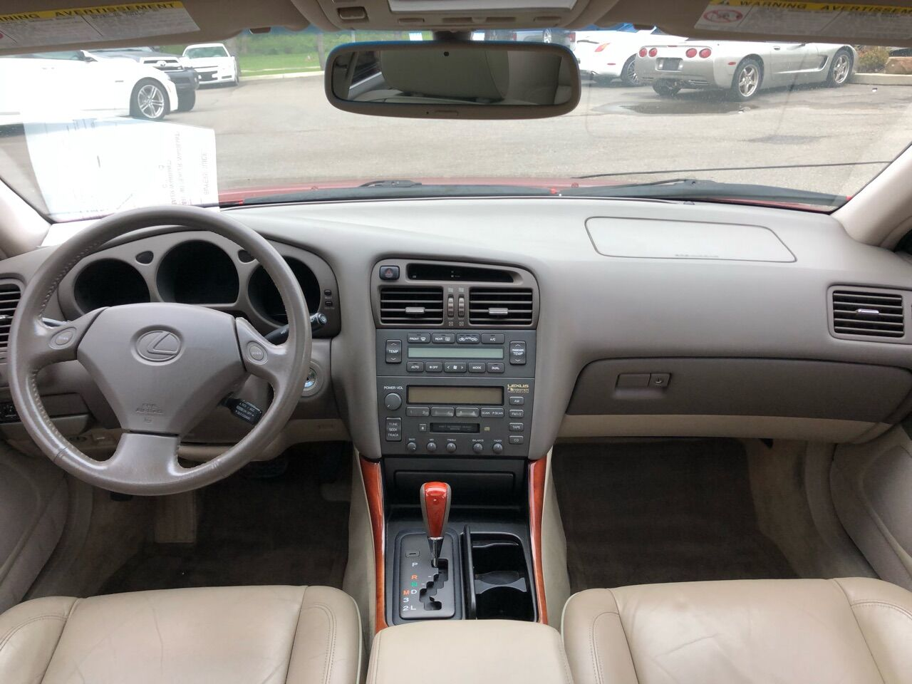 1999 Lexus GS 400 4dr Car
