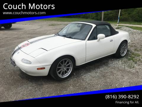 1995 Mazda MX-5 Miata for sale at Couch Motors in Saint Joseph MO