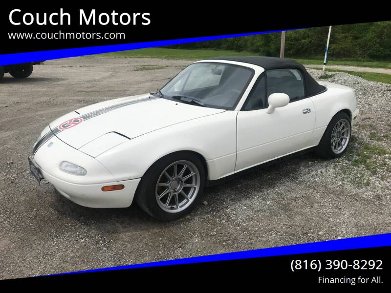 1995 Mazda MX-5 Miata for sale at Couch Motors in Saint Joseph MO