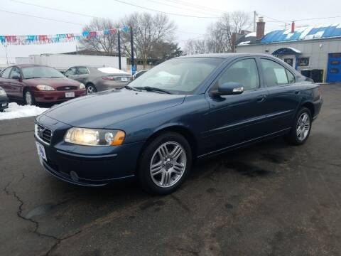 2008 Volvo S60 for sale at THE AUTO SHOP ltd in Appleton WI