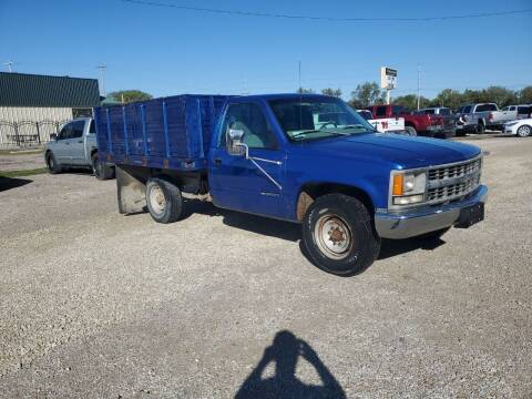 1999 Chevrolet C/K 3500 Series for sale at Frieling Auto Sales in Manhattan KS