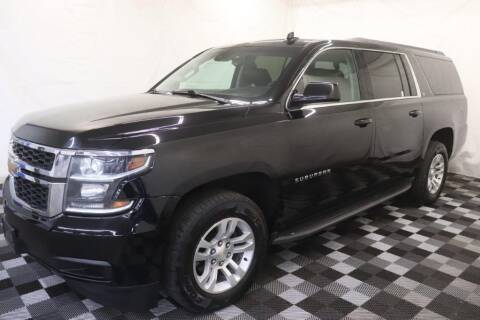 2016 Chevrolet Suburban for sale at AH Ride & Pride Auto Group in Akron OH