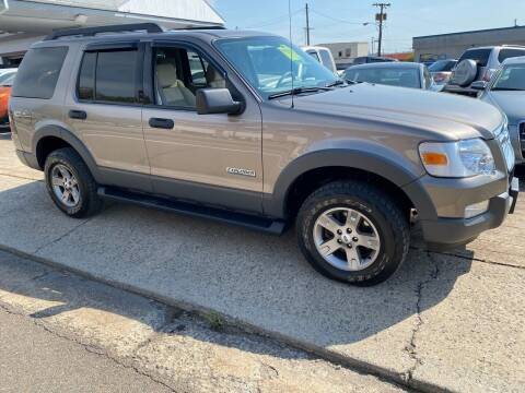 2006 Ford Explorer for sale at All American Autos in Kingsport TN