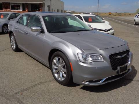 2018 Chrysler 300 for sale at John's Auto Mart in Kennewick WA