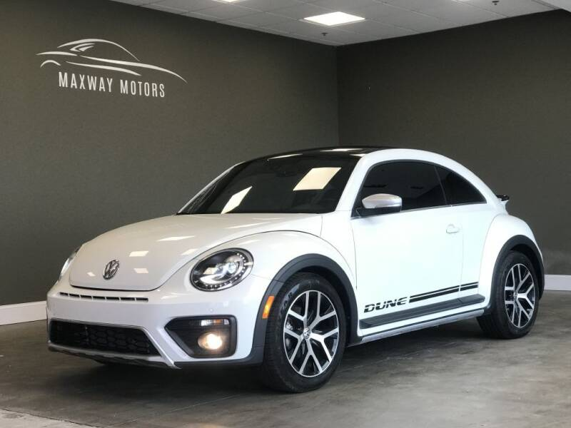 2017 Volkswagen Beetle for sale at Unix Auto Trade in Sleepy Hollow IL