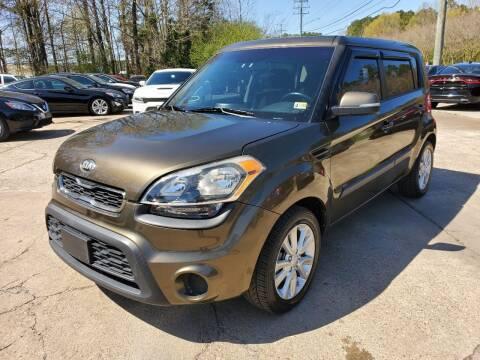 2013 Kia Soul for sale at Oceana Motors in Virginia Beach VA