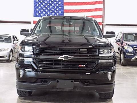 2018 Chevrolet Silverado 1500 for sale at Texas Motor Sport in Houston TX