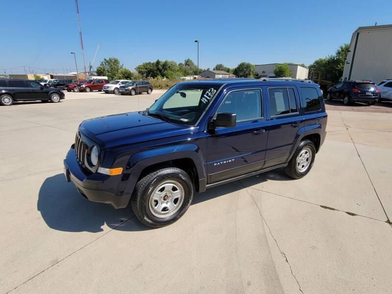 2013 Jeep Patriot for sale at De Anda Auto Sales in Storm Lake IA